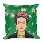 Frida's Legacy Premium Pillow -  - FRIDA VIBES