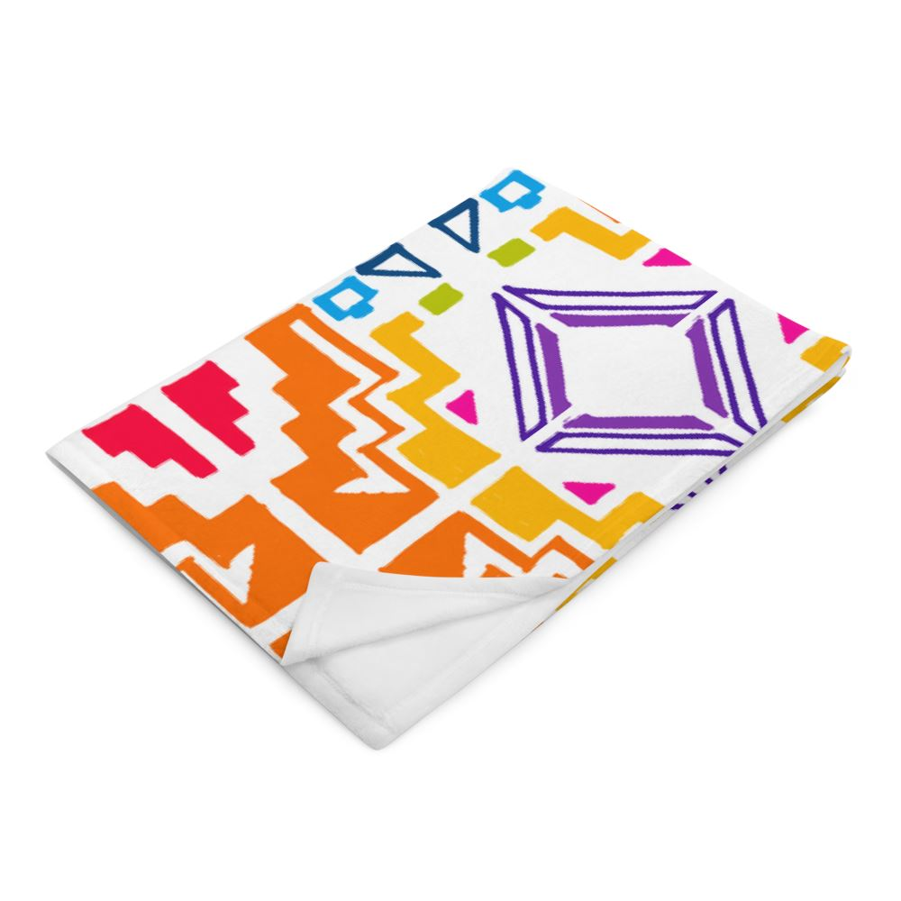 Portola Throw Blanket -  - FRIDA VIBES