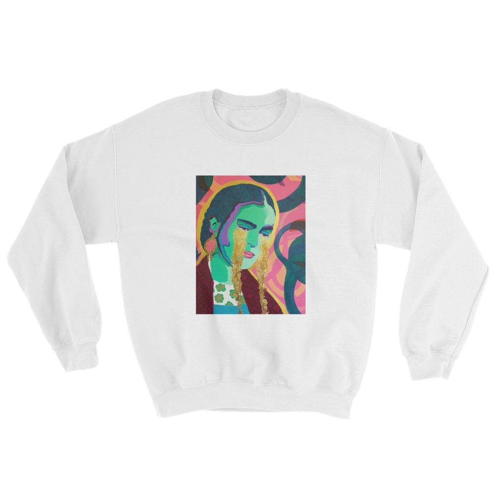 Come Forth as Gold Sweatshirt -  - FRIDA VIBES