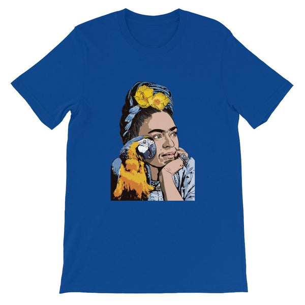 Wings to Fly Digital Art Frida T-Shirt -  - FRIDA VIBES