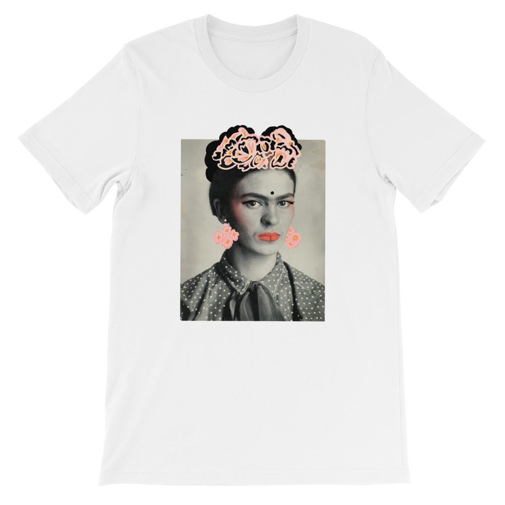 Immortal Flower T-Shirt - FRIDA VIBES