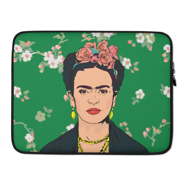 Frida's Legacy Laptop Sleeve -  - FRIDA VIBES