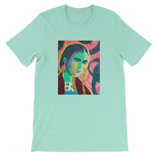 Come Forth as Gold Frida T-Shirt -  - FRIDA VIBES