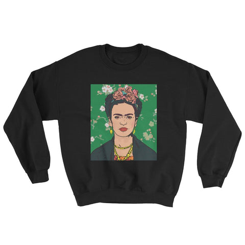 Frida's Legacy Art Sweatshirt -  - FRIDA VIBES