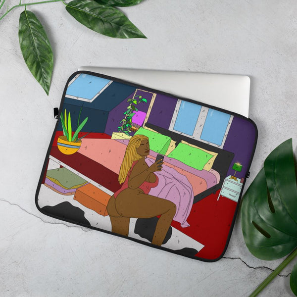 Hot Girl Summer Laptop Sleeve -  - FRIDA VIBES