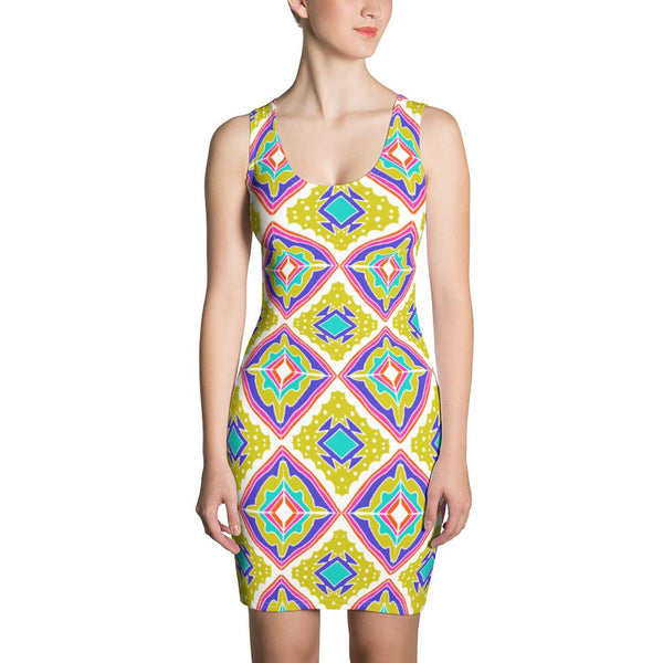 Fat Tuesday Dress -  - FRIDA VIBES