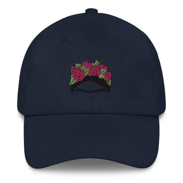 Eyebrow Frida Dad Hat -  - FRIDA VIBES