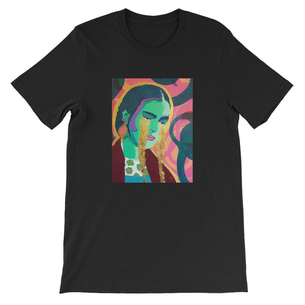 Come Forth as Gold Frida T-Shirt - FRIDA VIBES