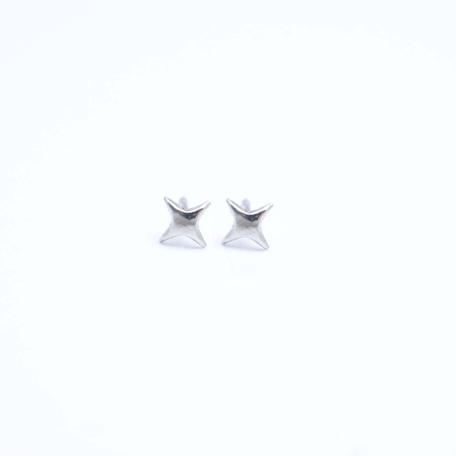 4 Point Star Stud