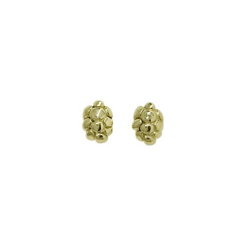 Turtle Shell Studs
