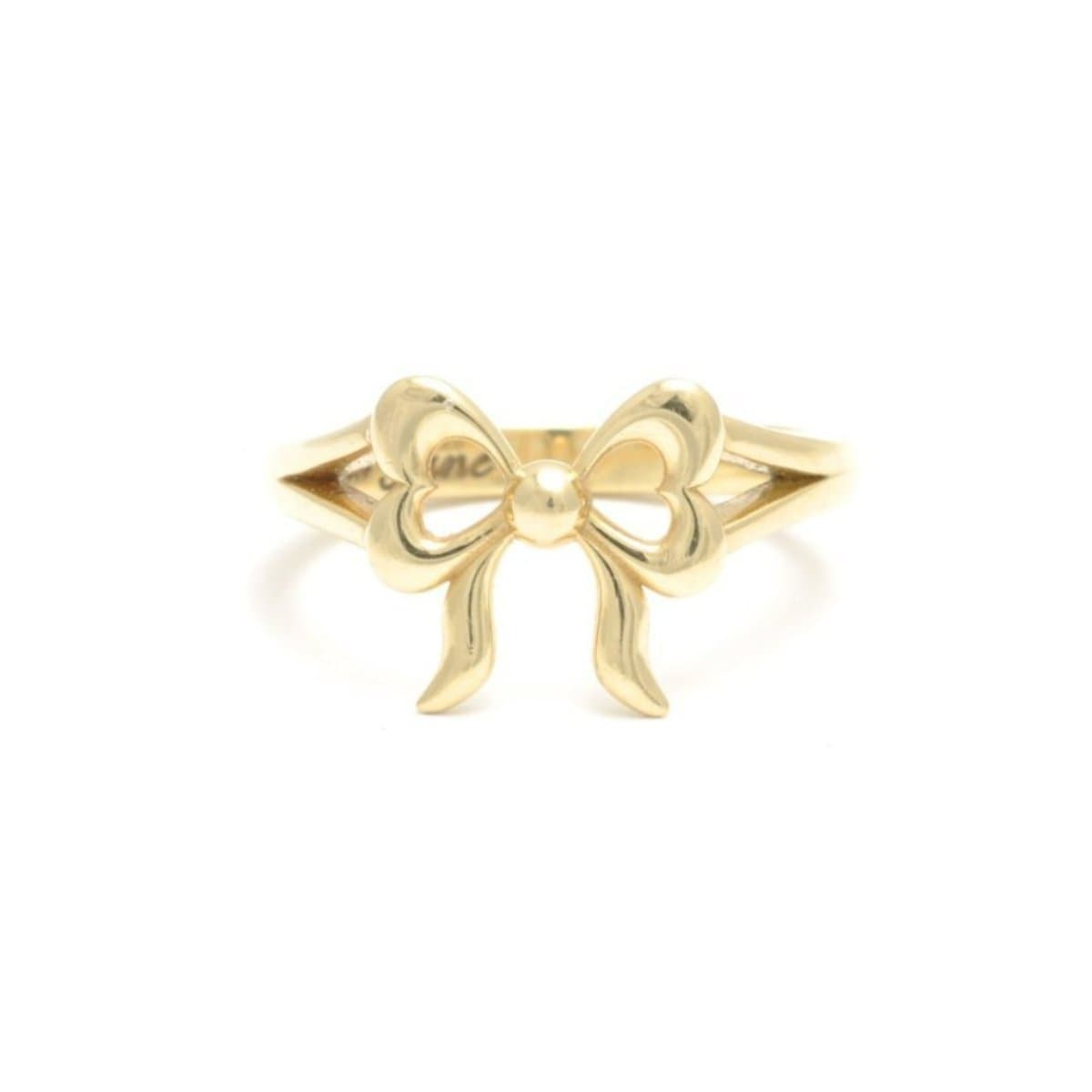 Original Bow Ring in 18k Yellow Gold