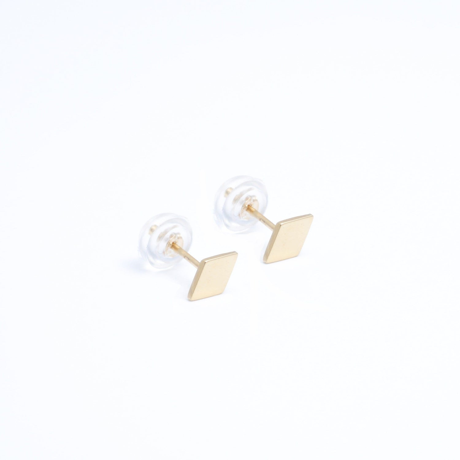 Diamond Shape Kite Studs