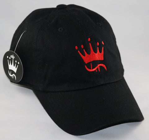 Hugo Cap Black/Red
