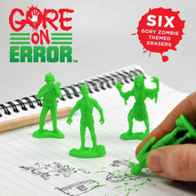 Gore on error: gomas zombie