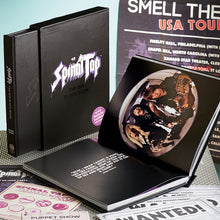 Spinal Tap. The Big Black Book.