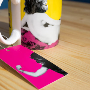 Do Women Have to be Naked Mug x GUERRILLA GIRLS