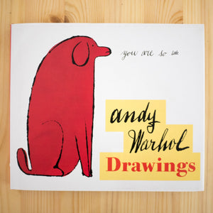 ANDY WARHOL | Andy Warhol: drawings