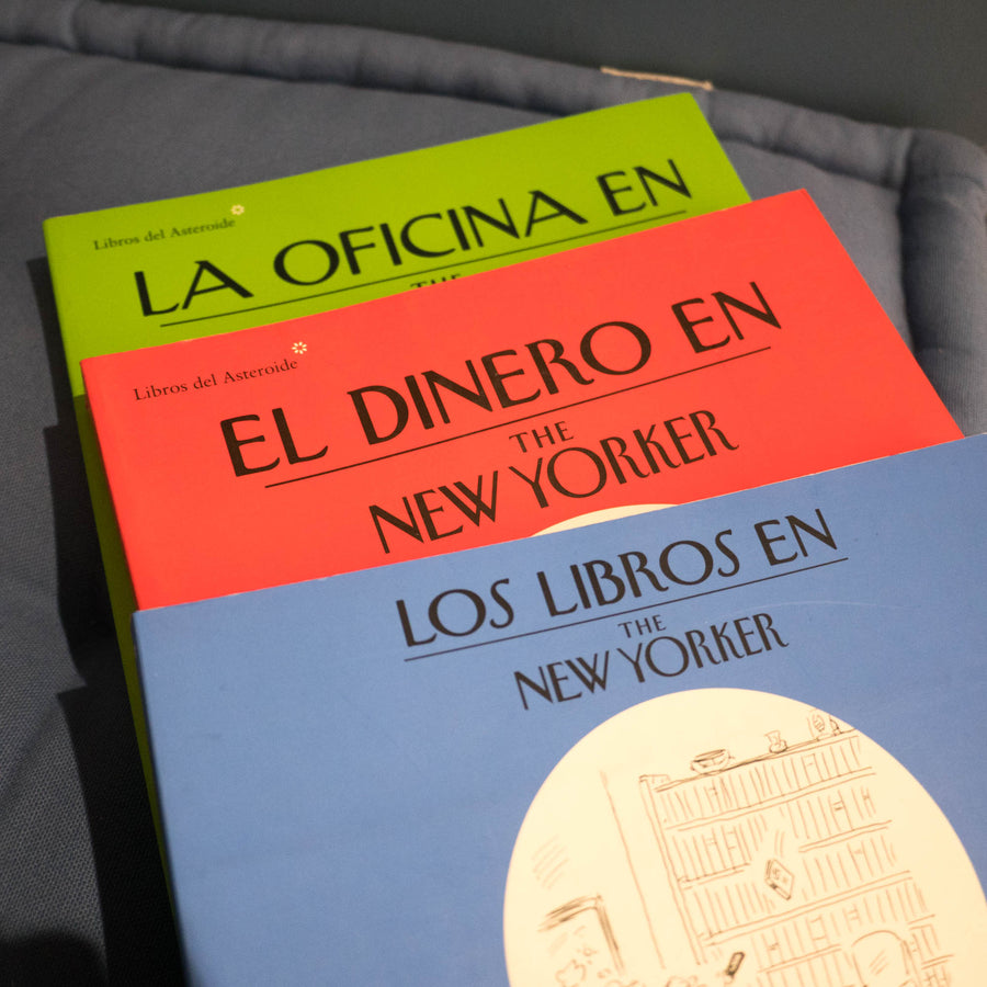 Los libros en The New Yorker