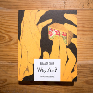 ELEANOR DAVIS | Why art?