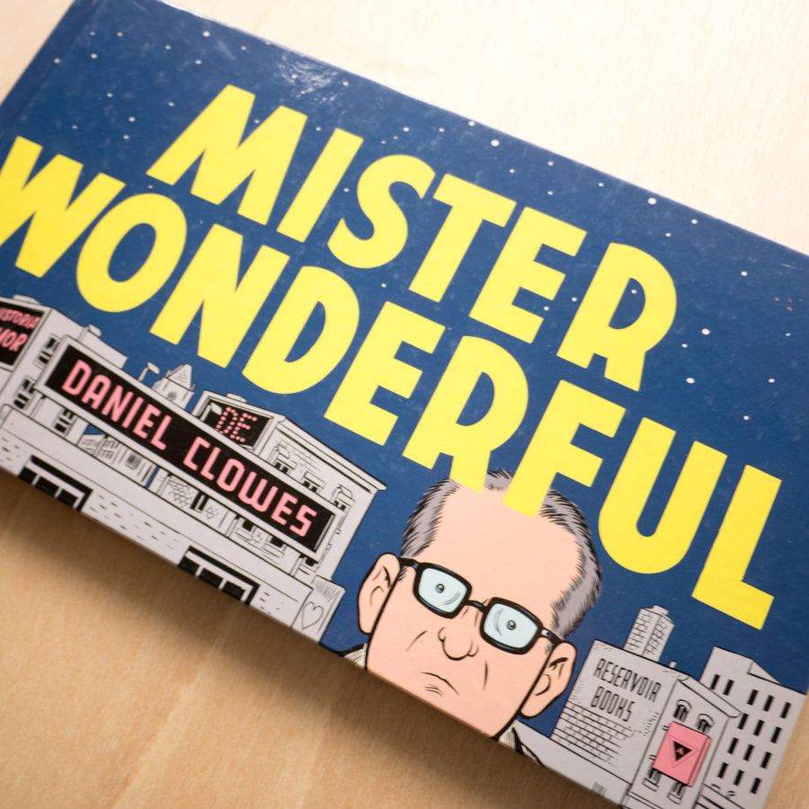 DANIEL CLOWES | Mister Wonderful