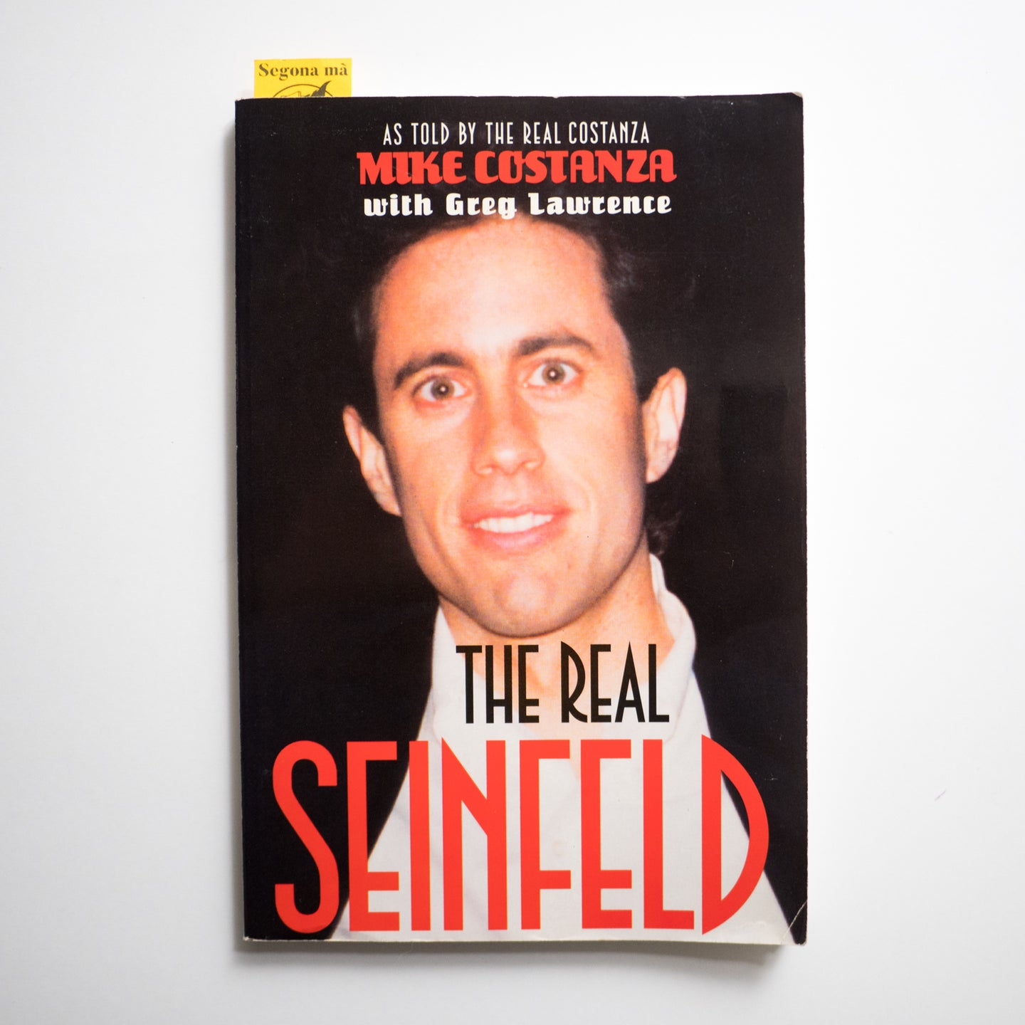 MIKE CONSTANZA | The real Seinfeld as told by the real Costanza*