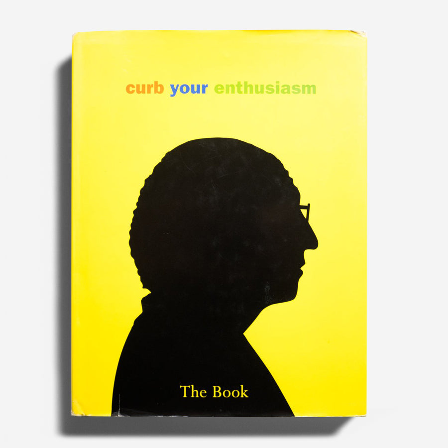 DEIRDRE DOLAN | Curb your enthusiasm. The book.*