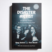 GREG SESTERO | The Disaster Artist. My Life Inside The Room, the Greatest Bad Movie Ever Made.