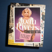 JOAN RIVERS | Joan Rivers Confidential: The Unseen Scrapbooks, Joke Cards, Personal Files, and Photos of a Very Funny Woman Who Kept Everything