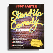 JUDY CARTER | Stand Up Comedy. The Book.