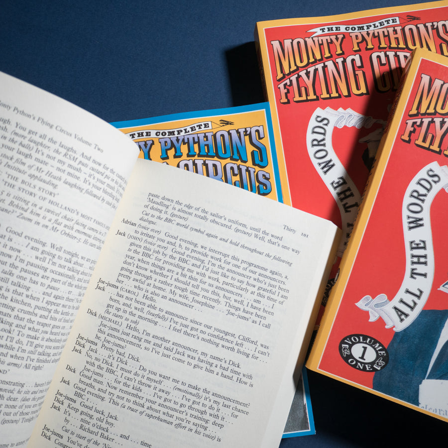 Monty Python's Flying Circus. Just the Words Vol.2