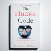 PETER MCGRAW & JOEL WARNER | The Humor Code