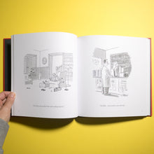 The Ultimate Cartoon Book of Book Cartoons