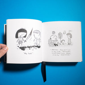 IVAN BRUNETTI | Ho! The Morally Questionable Cartoons of Ivan Brunetti