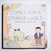 REZA FARAZMAND | Comics for a strange world