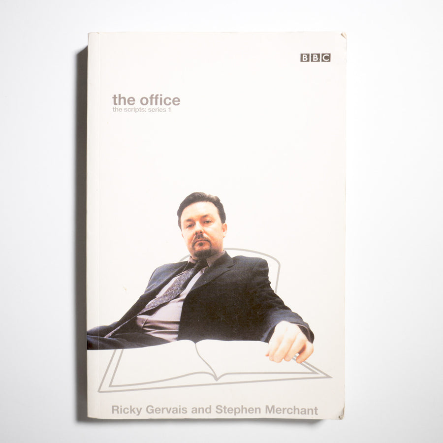 RICKY GERVAIS | The Office. The scripts: series 1*