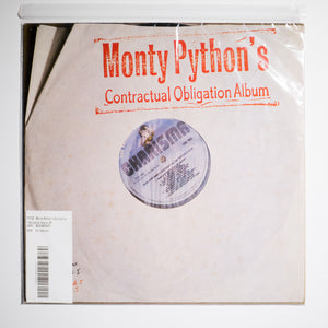 MONTY PYTHON | Monty Python's Contractual Obligation Album *