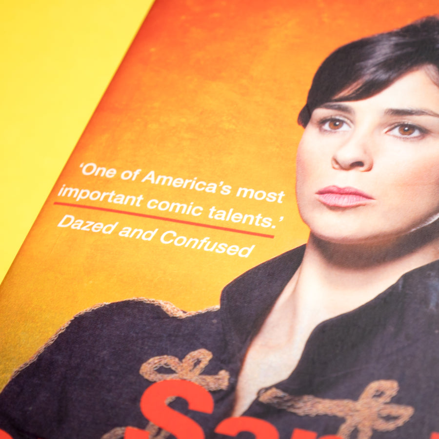 SARAH SILVERMAN | The Bedwetter: Stories of Courage, Redemption, and Pee