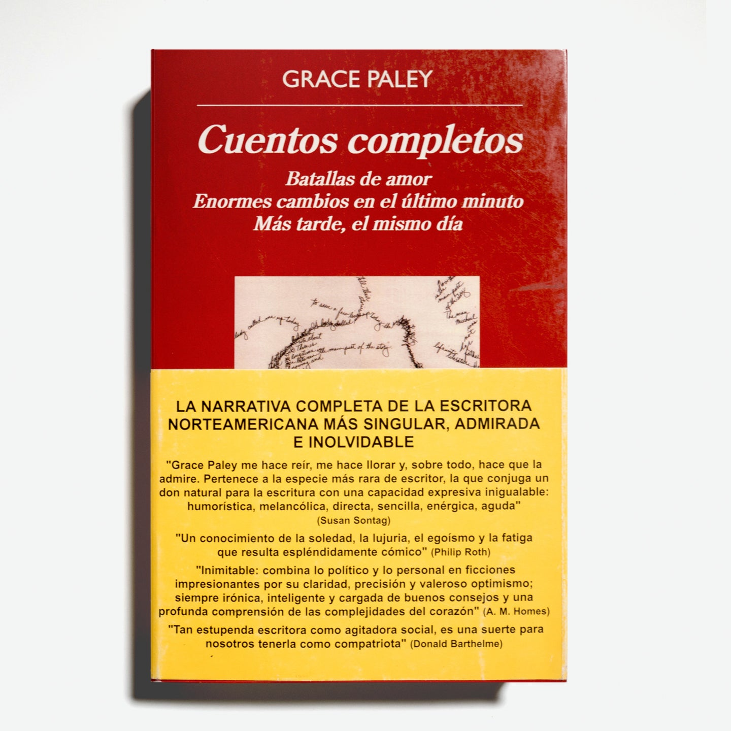 GRACE PALEY | Cuentos completos
