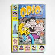 PETER BAGGE | Odio Integral Vol.3