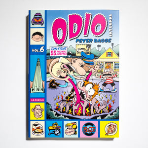 PETER BAGGE | Odio Integral Vol.6