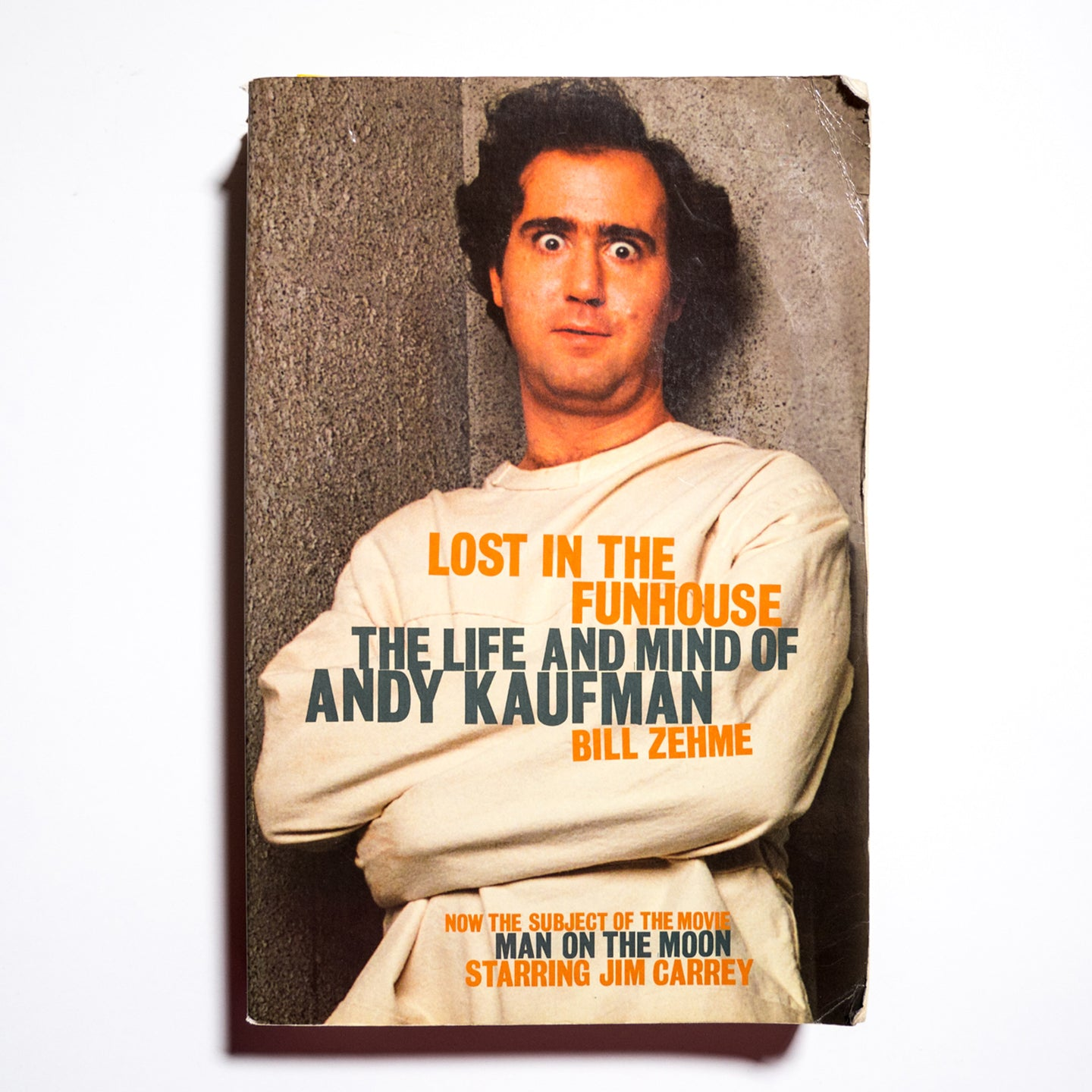 BILL ZEHME | Lost in the Funhouse: the Life and Mind of Andy Kaufman*