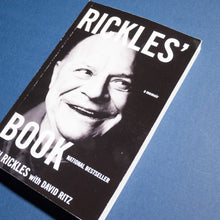DON RICKLES | Rickle's Book. A memoir.