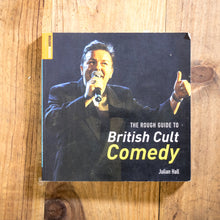 JULIAN HALL | The Rough Guide to British Cult Comedy