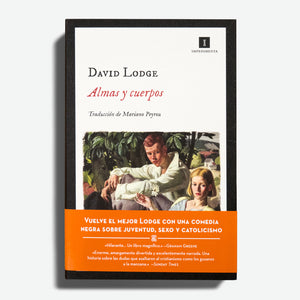 DAVID LODGE | Almas y cuerpos
