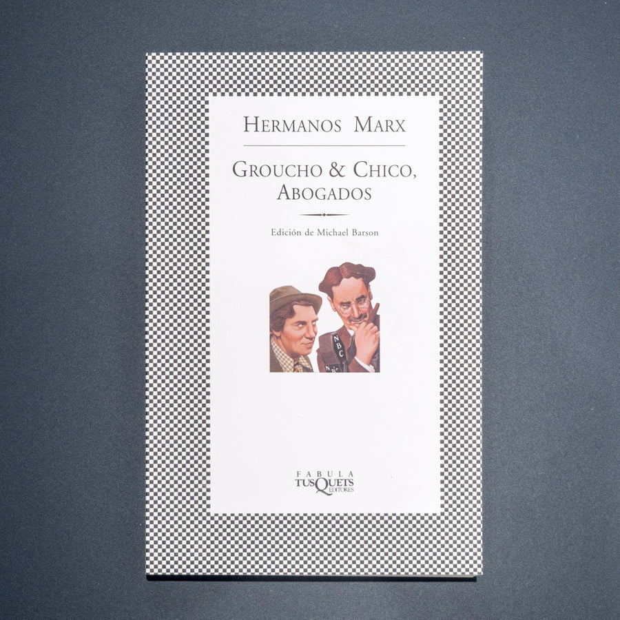 HERMANOS MARX | Groucho & Chico, Abogados