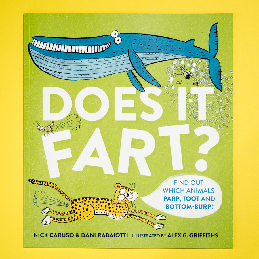NICK CARUSO & DANI RABAIOTTI | Does it fart?