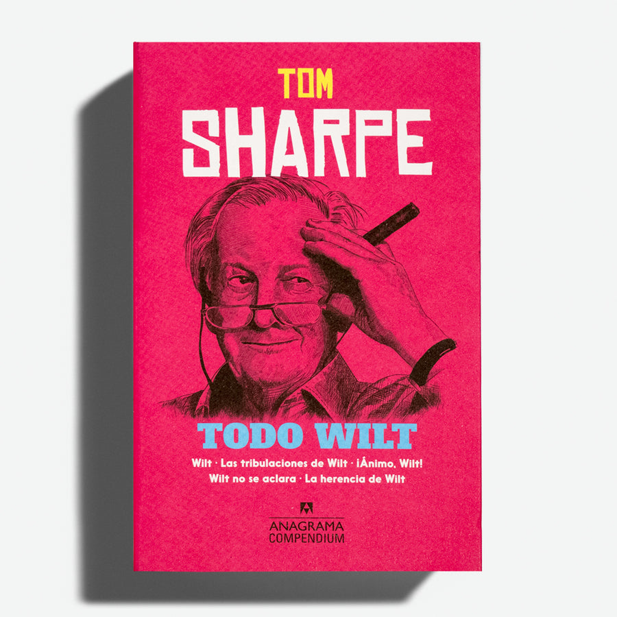 TOM SHARPE | Todo Wilt
