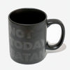 "Taza ""Not Today Satan"""