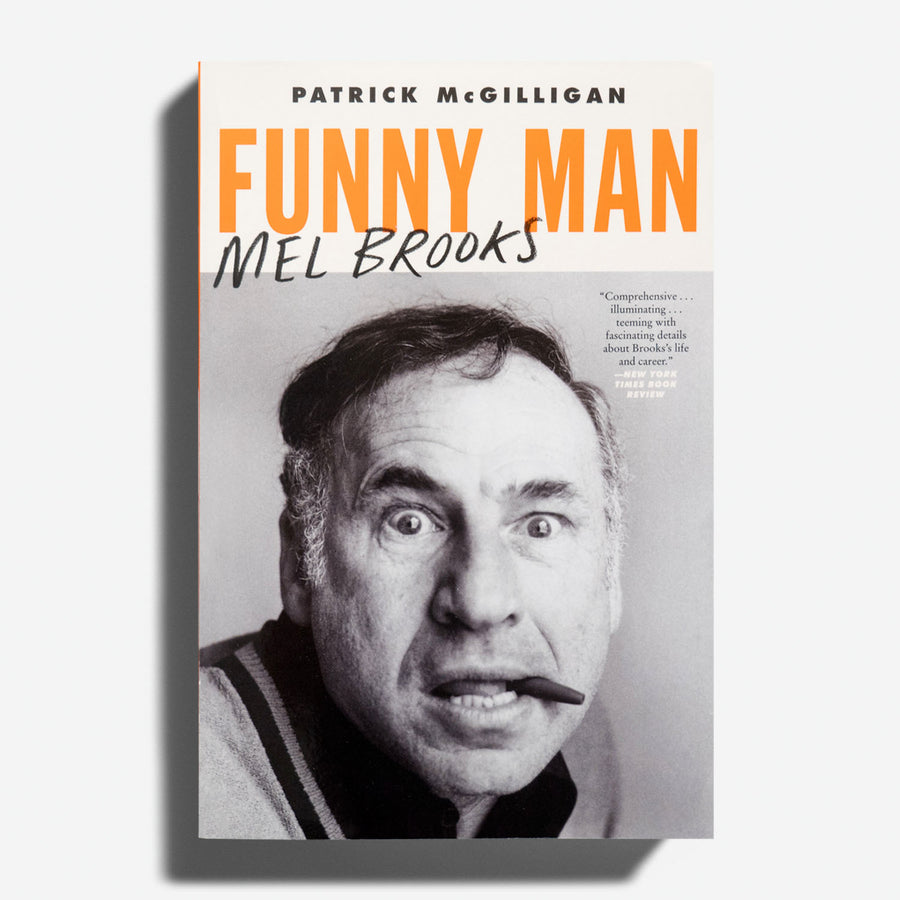 PAT MACGILLIGAN | Funny Man: Mel Brooks