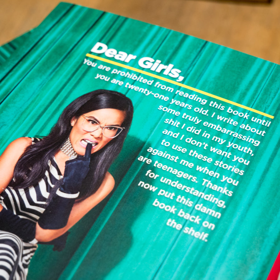 ALI WONG | Dear Girls. Intimate Tales, Untold Secrets & Advice for Living Your Best Life